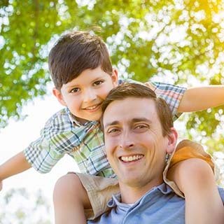 child custody and visitation lawyer Merrilee A. Parr